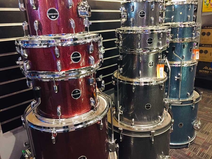 Buying a Drum Set
