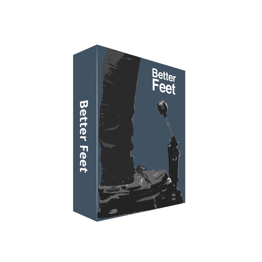 Better Feet Course Product Box