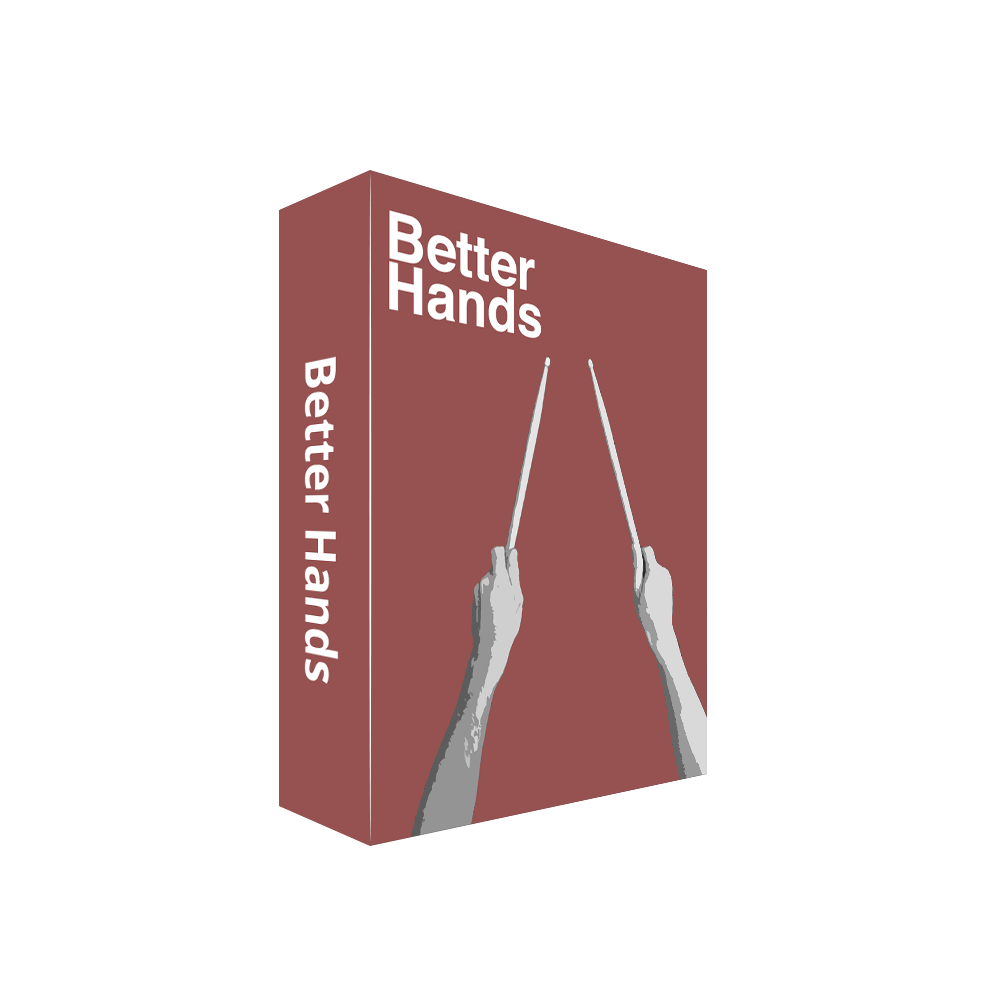 Better Hands Course Product Box