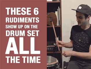 drum-rudiments